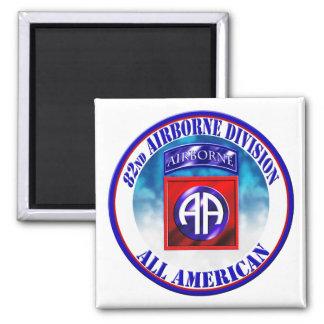 82nd Airborne Division Refrigerator Magnet