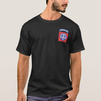 82nd Airborne Division T-shirts