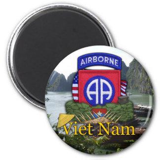82nd airborne division vietnam vc rvn vets Magnet