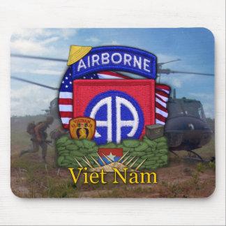 82nd airborne division vietnam war vets Mousepad