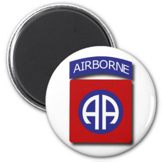 82nd AIRBORNE MAGNET