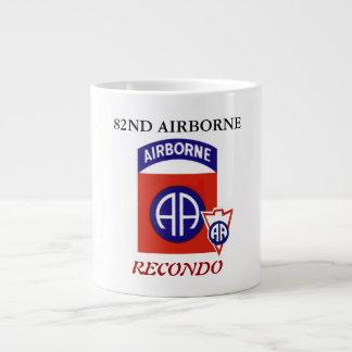 82ND AIRBORNE RECONDO JUMBO MUG