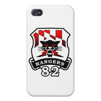 82nd Rangers Products iPhone 4/4S Covers
