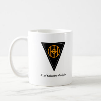 83rd Division, 329th Infantry Regiment Coffee Mug