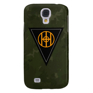"""83rd Infantry Division """"Thunderbolt Division"""" Galaxy S4 Case"""