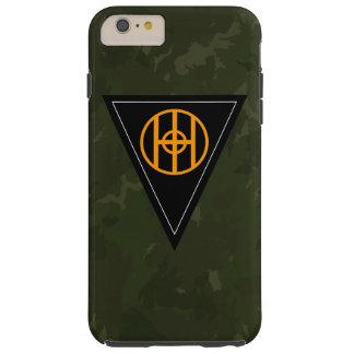 "83rd Infantry Division ""Thunderbolt Division"" Tough iPhone 6 Plus Case"
