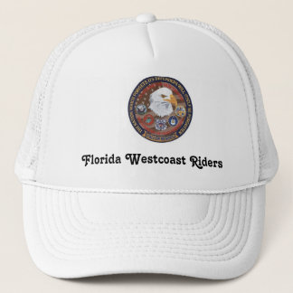 8443- Florida Westcoast Riders Trucker Hat