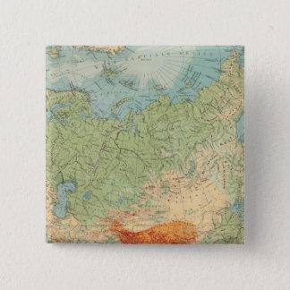 8485 Asia physical 15 Cm Square Badge