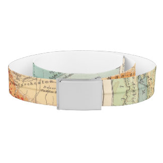 8485 Asia physical Belt