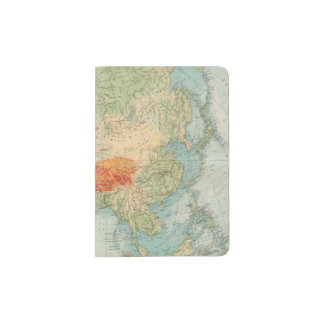 8485 Asia physical Passport Holder