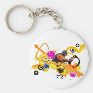 84. Urban kayak 3 Key Ring
