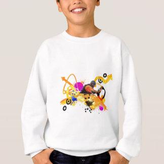 84. Urban kayak 3 Sweatshirt