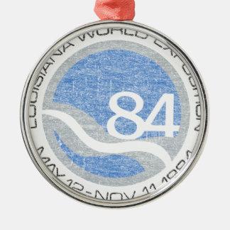 84 Worlds Fair Christmas Ornament