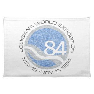 84 Worlds Fair Placemat