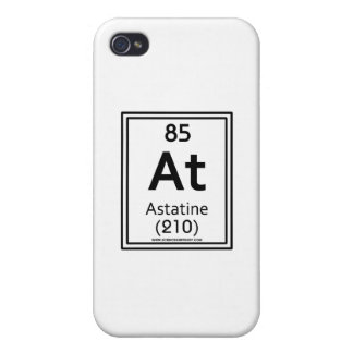 85 Astatine iPhone 4/4S Cover