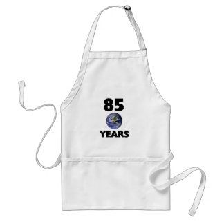 85 earth years standard apron