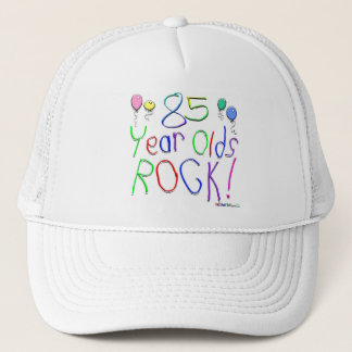 85 Year Olds Rock ! Trucker Hat