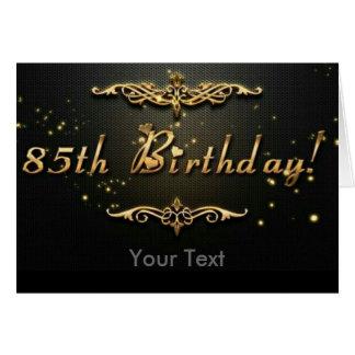 85th Birthday! Card