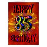85th Birthday Fireworks