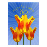 85th Surprise Birthday Party Invitation