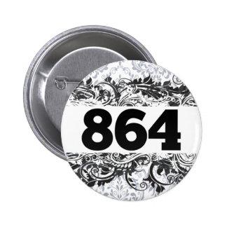 864 PINS