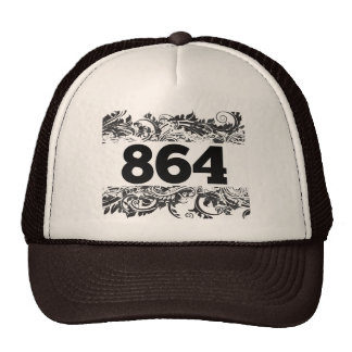 864 MESH HATS