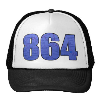 864 Hat (Guys)