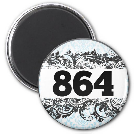 864 MAGNETS