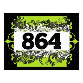 864 POSTCARD
