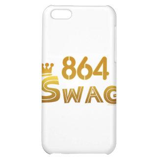 864 South Carolina Swag iPhone 5C Cover