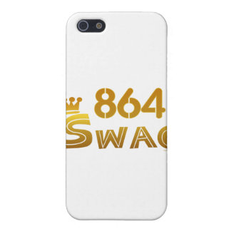 864 South Carolina Swag Covers For iPhone 5