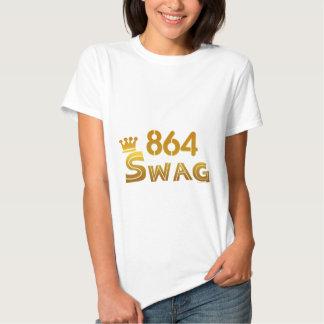 864 South Carolina Swag T-shirt