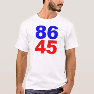 86 45 (For Him) T-Shirt