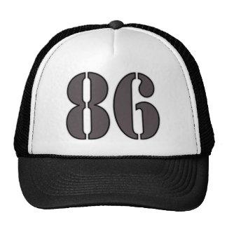 """""""86"""" T Shirts Cap"""