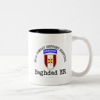 86th CSH Baghadad ER Coffee Mugs
