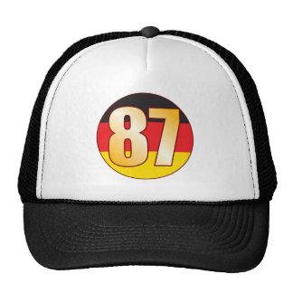 87 GERMANY Gold Cap