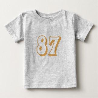 87 retro invert tshirt