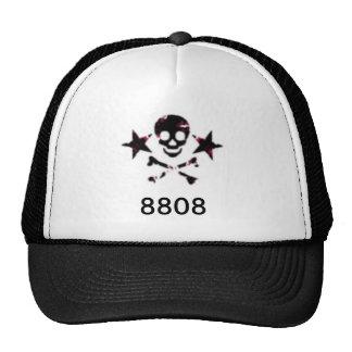 8808 Skull Hat