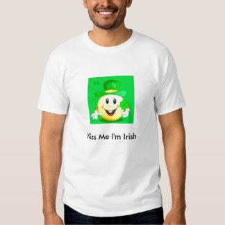 8812-002-03-1021[1], Kiss Me I'm Irish Tee Shirts