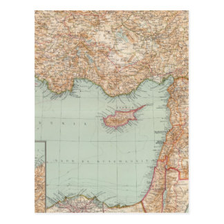 8889 Turkey, Syria, Palestine Postcard