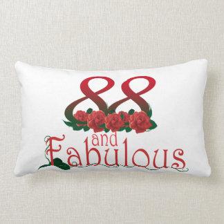 """88 and fabulous Lumbar Pillow 13"""" x 21"""""""