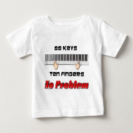 88 Keys Baby T-Shirt