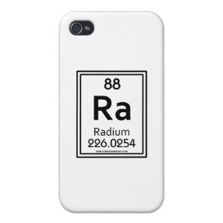 88 Radium iPhone 4/4S Cases