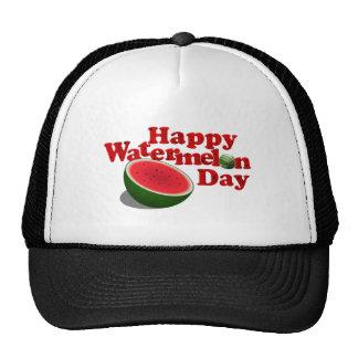 8-3 Watermelon Day Cap