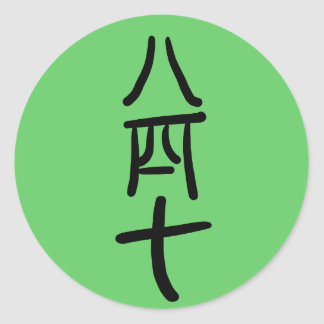 8 4 10 in Chinese on T shirts, Hoodies, Mugs Stickers