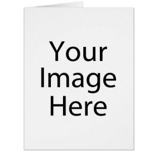 "8.5"" x 11"" Jumbo Photo Greeting Card"