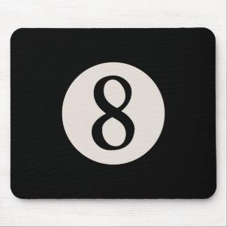 8-Ball 8 Mouse Pad