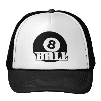 8 Ball Cap