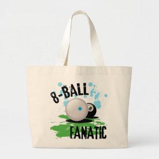 8-BALL FANATIC JUMBO TOTE BAG