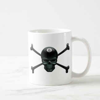 8-ball Pirate Coffee Mug